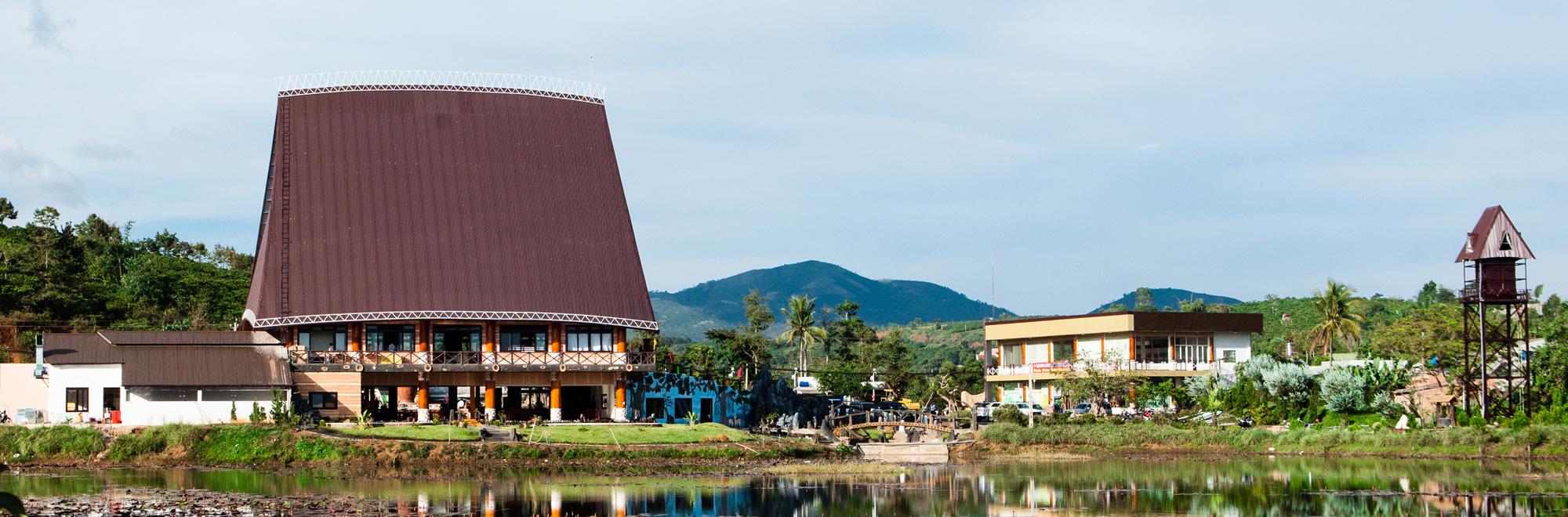 Nhà Rông Đại Nam Việt