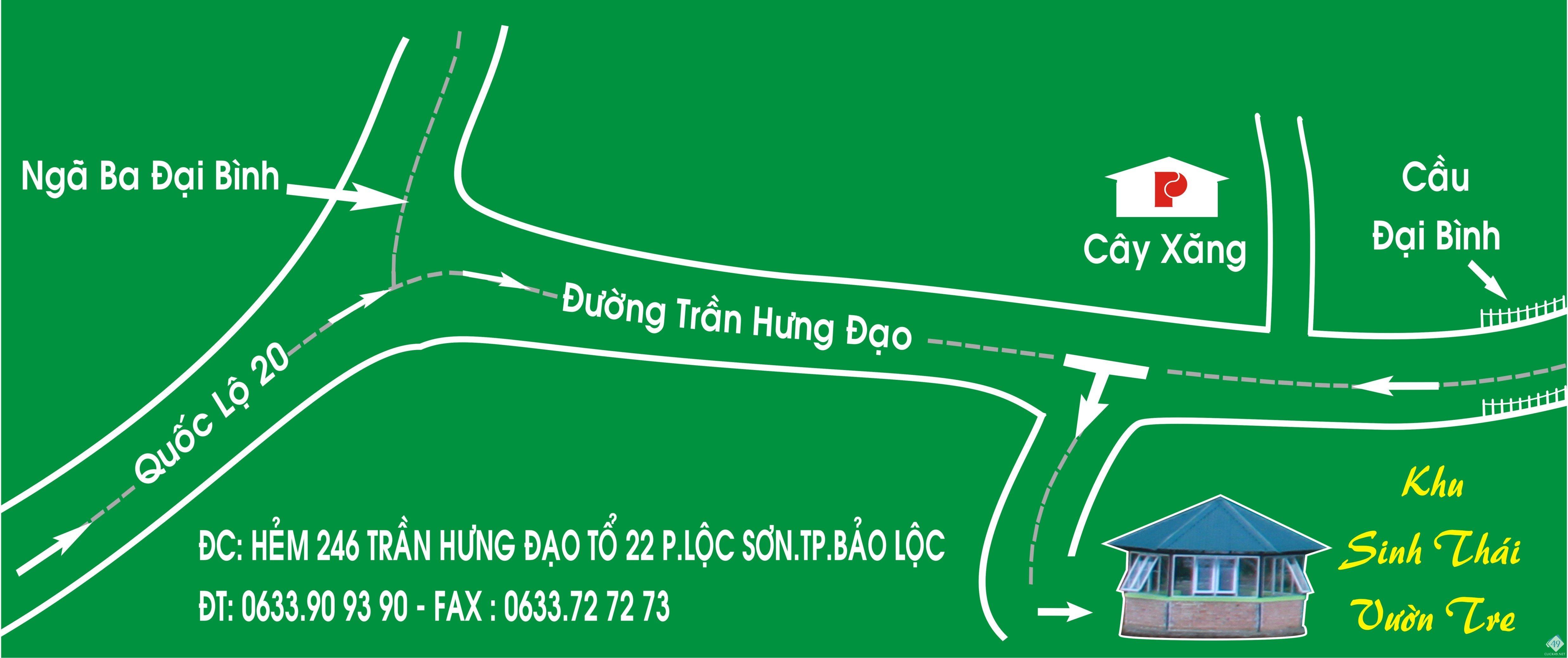 BAN CHI DAN VAO KHU SINH THAI