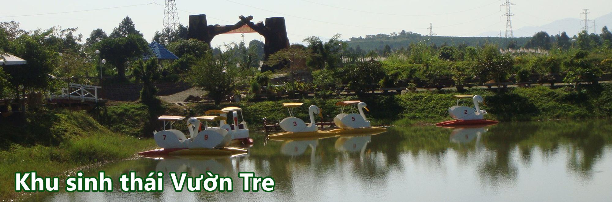 Khu sinh thái Vườn Tre